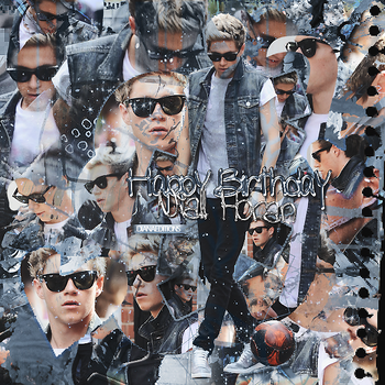 ~Happy Bday Niall||BLEND. by LovatowithRush1D