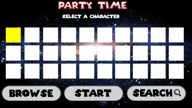 Party Time (Fictional Game) - Meme Template by StarWars888