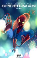 The Amazing Spider-man by Fredericmur