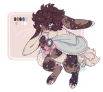 Custom Design ~ cozybun by LunarAdopts