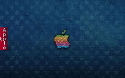 Apple Jeans iMac by LindsayCookie