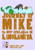 Poster Journey of Mike by jessizxz