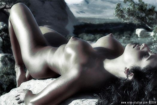 Red Rock Nudes 47a by chorse