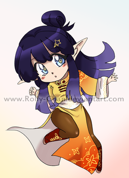 Adoptable mini elf (OPEN) by Rolly-Chan