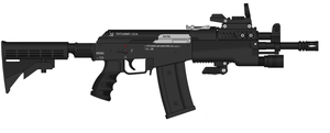 Tate Arm's AK Commando by GeneralTate