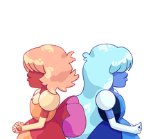 Sapphires by treesareredinautumn