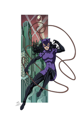 Catwoman commission by phil-cho