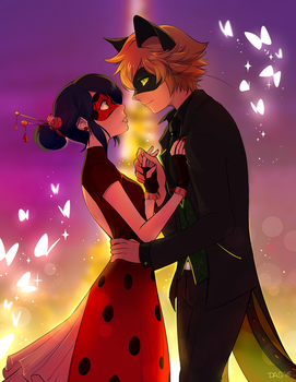 Care To Dance My Lady by Majime