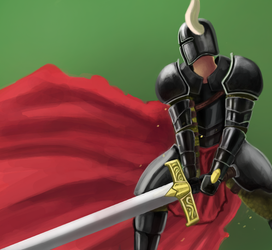 Black Knight by Juanjosexd