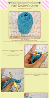 Half Double Crochet Tutorial by moofestgirl