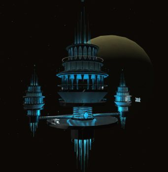 Uemeu Space Station 2 by uemeu-official