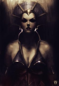 EVIL-LYN - Masters of the Universe by antoniodeluca