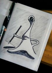 Migi Parasyte By CommanderDesu On DeviantArt