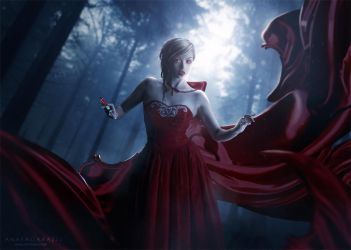 little red riding hood by AF-studios