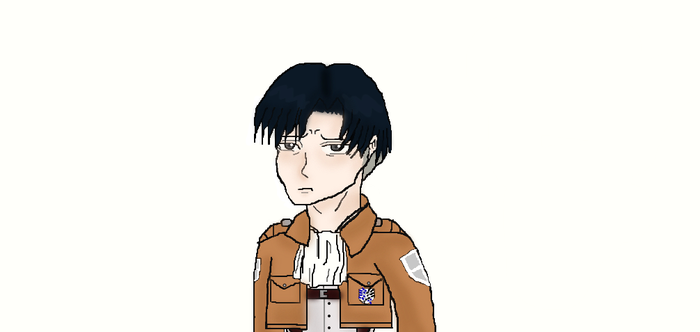 Levi by Scaly-heart