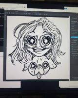 the magic of Adobe illustrator  by ArlieOpal