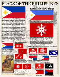 Flags of the Philippines by Crazy-Boris