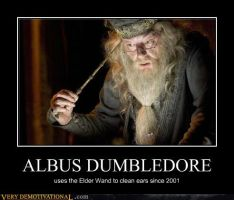 Albus Dumbledore - Poster by Peach-X-Yoshi