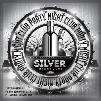 Silver Nightclub Party by n2n44