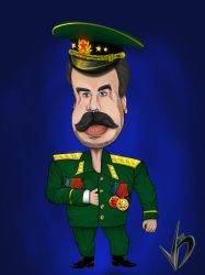 Generalissimo by Frienddesign