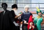 Rise of the Guardians - 2014 by RandomPudding