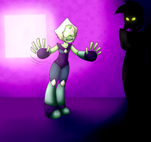 Peridot's First Steps by reylikescookies