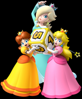 Mario party 10 damsel in success by earthbouds