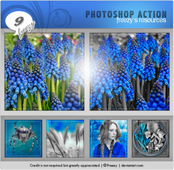 Photoshop action 09 by freezy-resources
