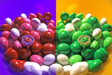 Love Thy M and M by nezzle