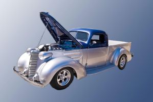 1937 Studebaker Coupe Express by quintmckown