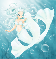 Dewgong Mermaid
