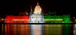 Hungarian parlament by daishi100