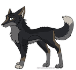Maya - Breedable (Open) by ArticWolf14