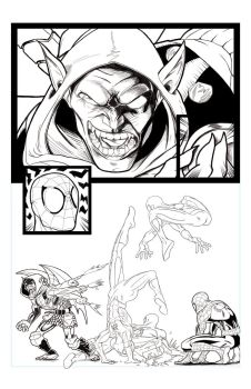 Amazing Spider-Man Sequential - Page 3 by stantausan