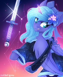 Moon Sword by RedchetGreen