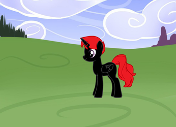 prince Black Blade ( all grown up) by sailorcancer01