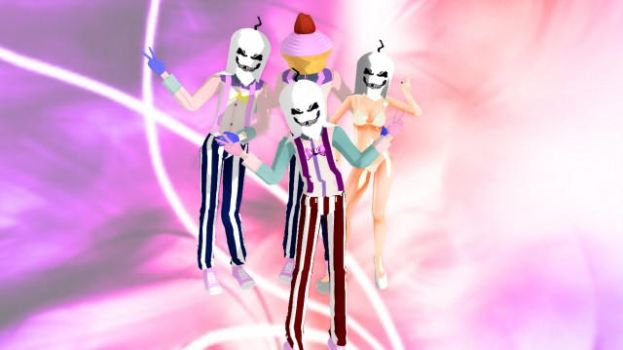~PREVIEW~  Mottai Night Land On MMD by RaiShooter