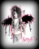 Andy Sixx Sketch by silentchild01
