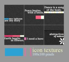 icon textures by obscene-bunny