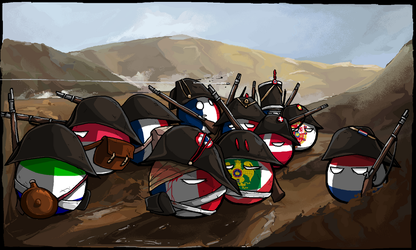 Napoleonic Wars - Against The Coalitions by KaliningradGeneral