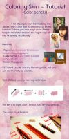 Color Pencil Tutorial by YueYuki on DeviantArt