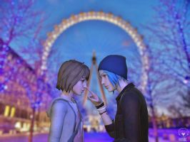 Pricefield on amusement park by Animatorkim