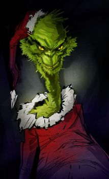Grinch by pungang