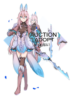 (CLOSED) Auction Adopt 9 by M1l1
