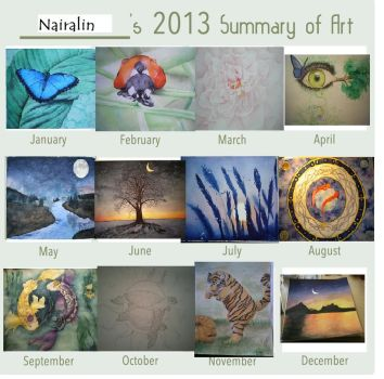 Summary of Art 2013 by Nairalin