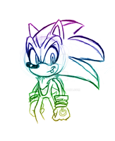 Hepititis the Hedgemog by iTzPochuu