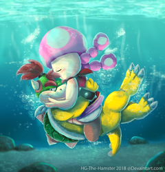 Drown in you by HG-The-Hamster