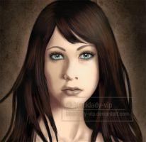 Green Eyes by blacklady-vip