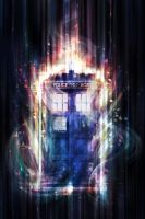 Tardis by jasric