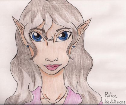 The Princess of Elves by Bella-Who-1